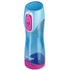 Contigo Swish Autoseal Drink Bottle (500ml) - Sky Blue/Magenta: Image 2