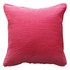 Ribbed Cushion - Hot Pink: Image 1