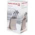 Morphy Richards 974801 5 Piece Knife Block - Barley: Image 5