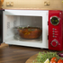 Akai A24006R Digital Microwave - Red - 700W: Image 4