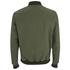 Knutsford Men's 'Made in England' Cotton Zip-Through Bomber Jacket - Lovat/Khaki: Image 2