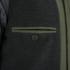 Knutsford Men's 'Made in England' Cotton Zip-Through Bomber Jacket - Lovat/Khaki: Image 6