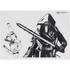 Star Wars Sticker-Set Lizenzartikel 10-teilig: Image 4