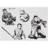 Star Wars Sticker-Set Lizenzartikel 10-teilig: Image 3