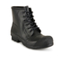 Hunter Men's Original Lace Up Rubber Rigger Boots - Black: Image 4