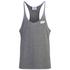 Myprotein Men's Longline Stringer Vest, Grey Marl: Image 1