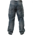 Better Bodies Straight Fit Denim Jeans - Tinted Blue: Image 2