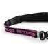 Better Bodies Zip Belt - Black/Pink: Image 2