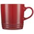 Le Creuset Stoneware Mug, 350ml - Cerise: Image 1