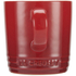 Le Creuset Stoneware Mug, 350ml - Cerise: Image 3