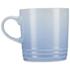Le Creuset Stoneware Mug, 350ml - Coastal Blue: Image 4