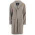 Maison Scotch Women's Wrapover Wool Coat - Brown: Image 1