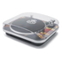 GPO Retro Jam 3-Speed Stand Alone Vinyl Turntable with Built-In Speakers - Union Jack: Image 4