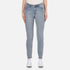 Cheap Monday Women's Donna High Rise Cropped Jeans - Dream: Image 1