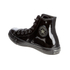Converse Women's Chuck Taylor All Star Patent Leather Hi-Top Trainers - Black: Image 5