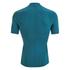 Asics Men's IM 1/2 Zip Running T-Shirt - Mosaic Blue: Image 4