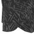Asics Women's Woven 5.5 Inch Running Shorts - Black Palm: Image 5