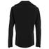 Helmut Lang Women's Henley Crepe Shirt - Black: Image 2
