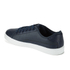 Beck & Hersey Men's Remis Perforated Trainers - Navy: Image 7