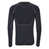 Merrell Fuse Long Sleeve T-Shirt - Black/Shadow: Image 2