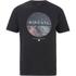 Rip Curl Men's Combine Print T-Shirt - Black: Image 1