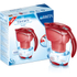 BRITA Elemaris Meter Cool Water Filter Jug - Cool Red (2.4L): Image 5