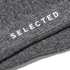 Selected Homme Men's North 2 Pack Socks - Black: Image 2