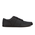 Boxfresh Men's Spencer Waxed Canvas Low Top Trainers - Black: Image 1