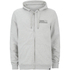 Animal Men's Canyon Zip Through Hoody - Grey Marl: Image 1