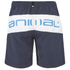 Animal Men's Banta Elasticated Waist Swim Shorts - Indigo Blue: Image 3