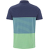 Animal Men's Engine Striped Polo Shirt - Bright Green: Image 2