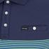 Animal Men's Engine Striped Polo Shirt - Bright Green: Image 3