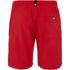 Animal Men's Belos Elasticated Waist Swim Shorts - Bright Red: Image 2