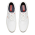 Jack & Jones Men's Spider Canvas Pumps - Bright White: Image 2
