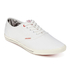 Jack & Jones Men's Spider Canvas Pumps - Bright White: Image 4