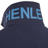 Henleys Men's Loaf Logo Collar Polo Shirt - Navy Blue: Image 4