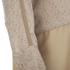 Vero Moda Women's Lotus Long Sleeve Long Shirt - Silver Mink: Image 5