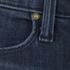 J Brand Women's 23110 Maria High Rise Blue Blend Skinny Jeans - Fix: Image 5