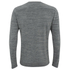 Jack & Jones Men's Durwin Jumper - Light Grey Melange: Image 2