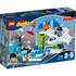 LEGO DUPLO: Miles' Stellosphere hangaar (10826): Image 1