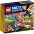 LEGO Nexo Knights: Knighton Scheiben-Werfer (70310): Image 1