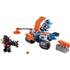 LEGO Nexo Knights: Knighton Scheiben-Werfer (70310): Image 2