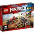 LEGO Ninjago: Ninja-Bike Jagd (70600): Image 1