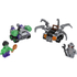 LEGO DC Vs. Marvel Mighty Micros: Hulk Vs. Ultron (76066): Image 3