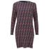 Sportmax Code Women's Ocra Shift Dress - Ultramarine: Image 1
