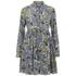 Sportmax Code Women's Crasso Shirt Dress - Midnight Blue: Image 1