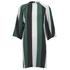 Ganni Women's Block Stripe Dress - Block Stripes: Image 1