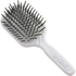 Kent AH8W AirHeadz Medium Fat Pin Cushioned Hair Brush - White: Image 1