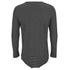 Cheap Monday Men's Foresee Long Sleeve T-Shirt - Black/Grey: Image 2