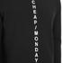Cheap Monday Men's Rules Crew Neck Sweatshirt - Punk Black: Image 3